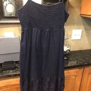 Juicy Couture Navy Maxi Dress Large